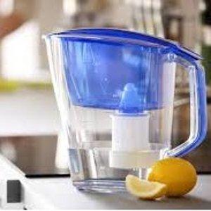 $39($82)三色可选近期好价:Brita 净水壶 配5个替换滤芯