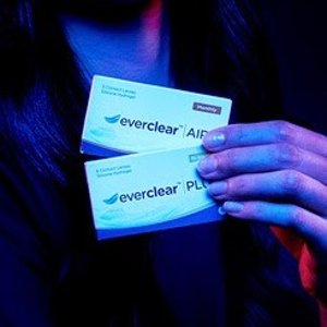 低至$0.9/片,限时免运费Everclear系列隐形眼镜