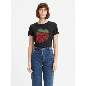Levi's30% off $100Graphic Heritage Tee Shirt