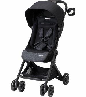 $186.99+无税 可以带上飞机Maxi-Cosi Lara 轻便童车新品热卖 支持单手收放 3色可选