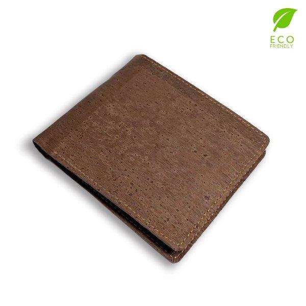 软木材质手工钱包-CKW3