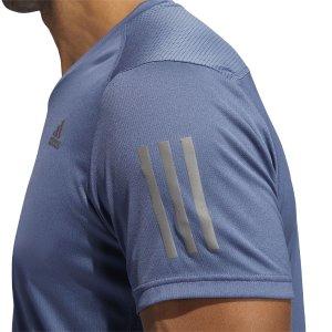 3.9折 $17.55(原价$45)+包邮史低价:Adidas 男士 Own The Run 运动T恤 XL码