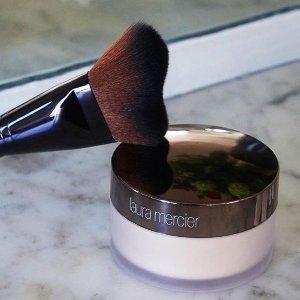 低至$29 收限量新款定妆蜜粉Laura Mercier 美妆护肤超值套装热卖