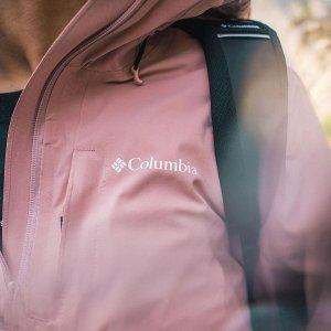 低至5折+包邮 帽子$12收上新:Columbia 特价区女款冲锋衣、卫衣、T恤促销