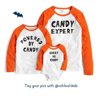 50% Off + Extra 25% OffOshKosh BGosh Halloween Shop on Sale