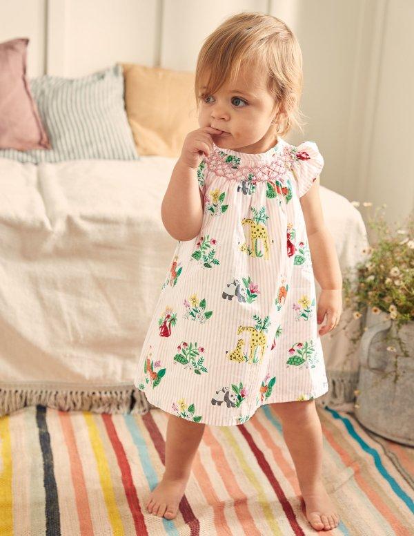 婴幼儿连衣裙