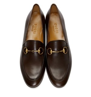 $550Gucci Loafers@SSENSE