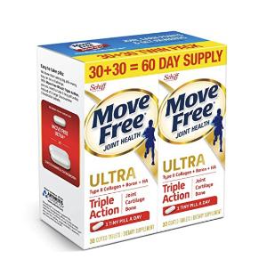 最高立减$13.50 白瓶只要$16.75Schiff Move Free Prime Day促销  多款可选