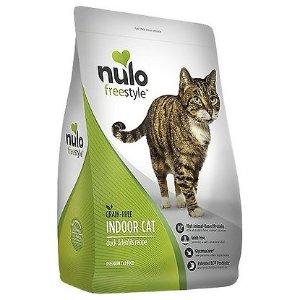 Nulo 鸭肉扁豆味无谷室内猫猫粮 12lb