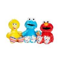 Macy's 芝麻街毛绒玩具