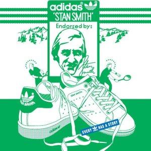 低至2.9折 £24收stan smith小白鞋adidas 折扣区上新 三叶草、贝壳头等经典鞋服 永不褪流行