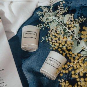低至3.3折 家居必备温馨单品Sheridan 精选床上用品、香薰蜡烛热卖