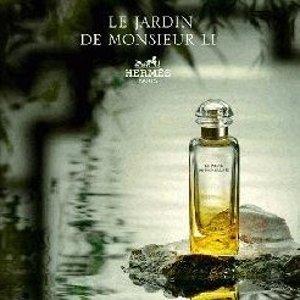 8.7折+额外8.3折爱马仕 李先生的花园香水热卖 Jean-Claude Ellena 的封鼻之作