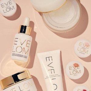 新品上市就有8.5折EVE LOM 圣诞礼盒上线 你最爱的天然护肤一套买齐