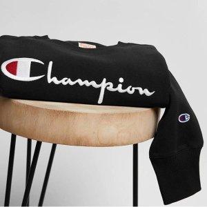 低至4折+任意单包邮Champion官网 男女运动服饰好价促销