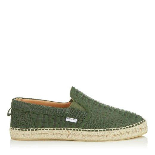 休闲渔夫鞋