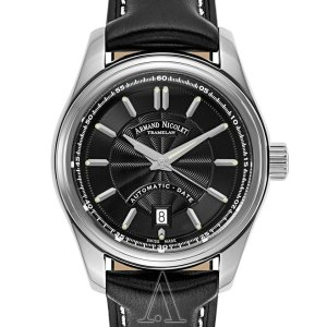 Last Day: $599Armand Nicolet Men's M02 Watch  Model: 9140A2-NR-P140NR2