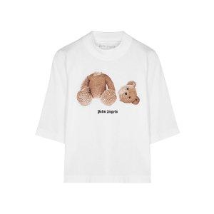 Palm angels小熊T恤