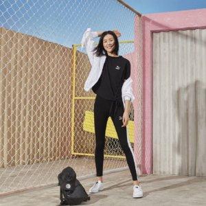 Puma大表姐同款 经典T7紧身裤