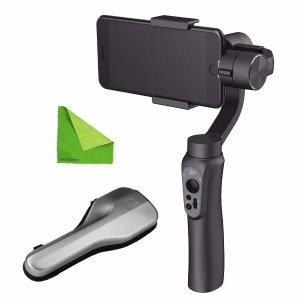Zhiyun Smooth-Q (Black) 3-Axis Handheld Gimbal Stabilizer for Smartphones