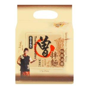 TSENG Sichuan Pepper Spicy Noodle 4 pack 468g 美味面食