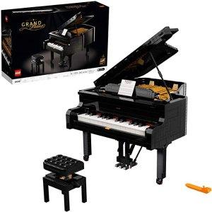 LegoIdeas 系列三角钢琴 21323