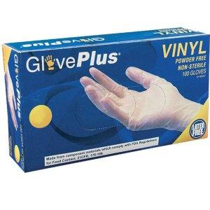$3.96 (原价$6.45)闪购:Ammex IVPF Vinyl 一次性橡胶手套 小号100只