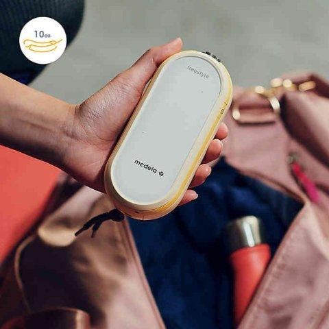 $324.99Amazon Medela Freestyle Flex Portable Double Electric Breast Pump