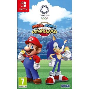 NintendoSwitch Mario & Sonic at the Olympic Games Tokyo 2020