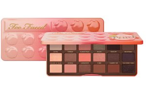 $39Too Faced Sweet Peach Eye Shadow Collection