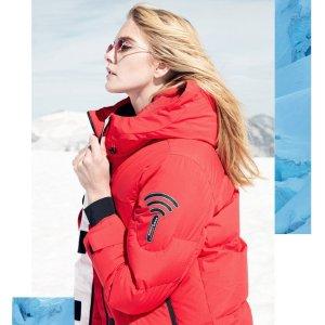 轻羽绒夹克€58起 收何穗同款国货之光波司登羽绒服法亚上架 让你时尚过冬不怕冷