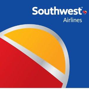 Starting at $98 Round-tripSouthwest Airlines Spring Sale @ Airfarewatchdog