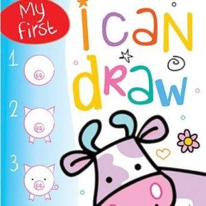 My First I Can Draw 儿童绘画