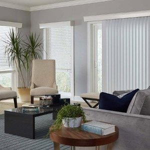 Blinds.comor buy 2 get 1 freeVinyl Vertical Blind