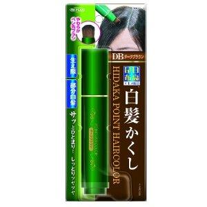 4个直邮美国到手价 $32.8TO-PLAN 东京企划 白发局部染发笔 自然黑色/棕色 特价