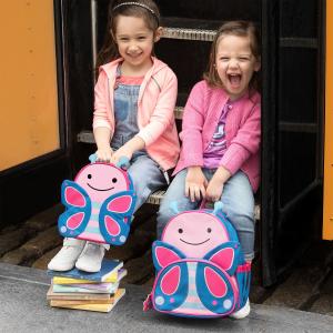 4.2折起 $5收儿童水杯Skip Hop 儿童背包、午餐包、水杯、妈咪包等限时促销