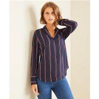 Ann Taylor 条纹衬衫