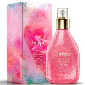 7.5折闪购  + 包邮 随时可能失效新品上市:Jurlique 18年限量版王牌玫瑰花卉水