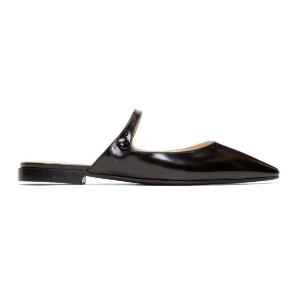 平底穆勒鞋
