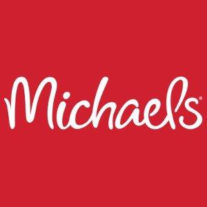 全场4折Michaels 正价商品大促