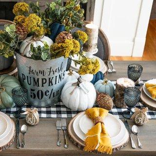 额外7.5折 绿标清仓也参加Kirkland's 全场家具、家饰、厨卫用品等秋季特卖 收节日装饰