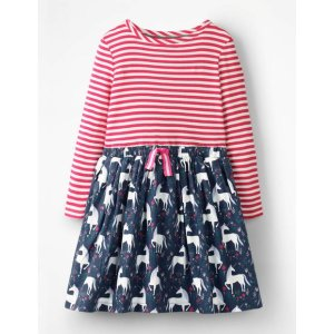 Boden女童连衣裙