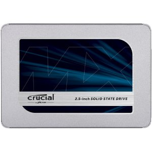 From $79.99 Crucial MX500 SSDs