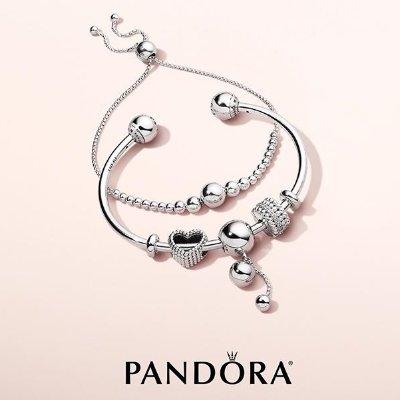 低至5折 £33收魔法米奇串珠Pandora 超多精美串珠配饰热促 迪士尼系列也参加