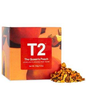 T2 tea女王的桃子茶 - T2 APAC | T2 TeaAU