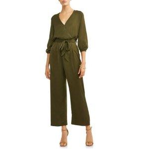 $40(原价:$101)Walmart 精选女士连体裤特价热卖