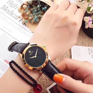 低至5折 入热门星月款Gucci 精致时尚腕间趣味手表热卖