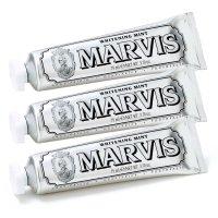 Marvis 薄荷牙膏套组 (3x85ml)