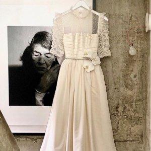 低至3折 £112起收最仙小裙子折扣升级:Self-Portrait 超美仙女裙闪现好价 必备蕾丝裙小仙女现在收
