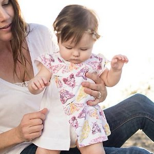 Extra 25% OffSpring Fashions @ Burt's Bees Baby